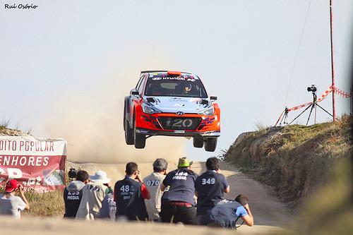 Dani Sordo / Carlos del Barrio - Hyundai i20 R5