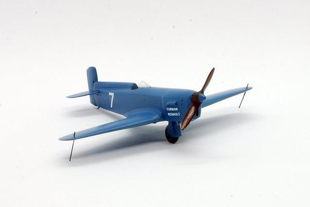 gros moteur et petites ailes... Une petite série de racers... Et un Farman - Page 13 32429792667_393eae8887_z