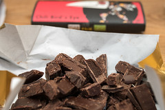 Tasting_forum 88: Du bist ja so süß, Mehlspeisen und Schokolade, Kantine in der Brotfabrik Wien