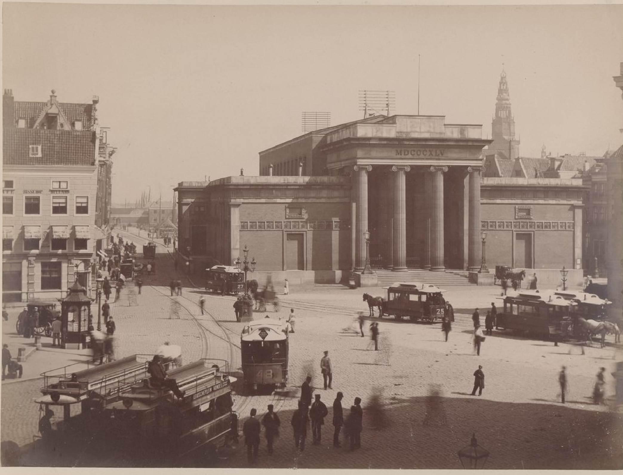 Амстердам. Фондовая биржа, 15 мая 1888