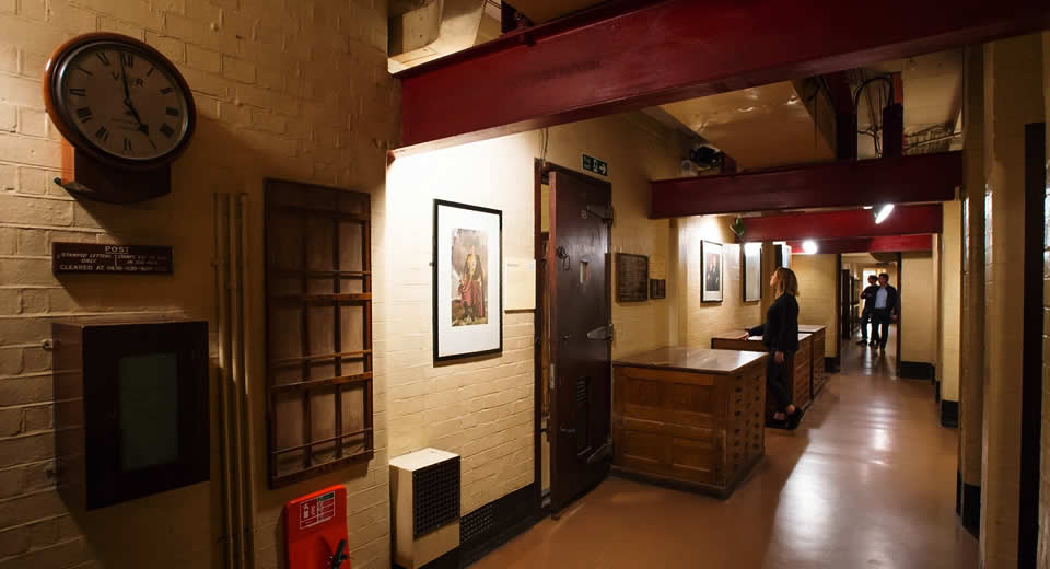 10 kleine musea in Londen: Churchill Museum and Cabinet War Rooms (foto met dank aan Churchill Museum and Cabinet War Rooms) | Mooistestedentrips.nl