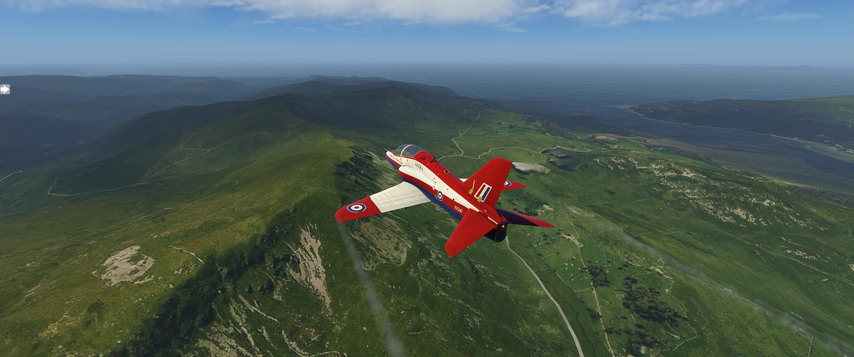 Just Flight Hawk T XP11 - Screenshots - Mutley's Hangar Forums