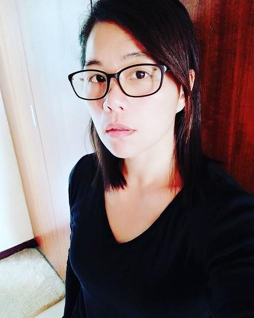 20190215 #喜歡自己拍自己 #不自拍就會默默變胖 #selfie