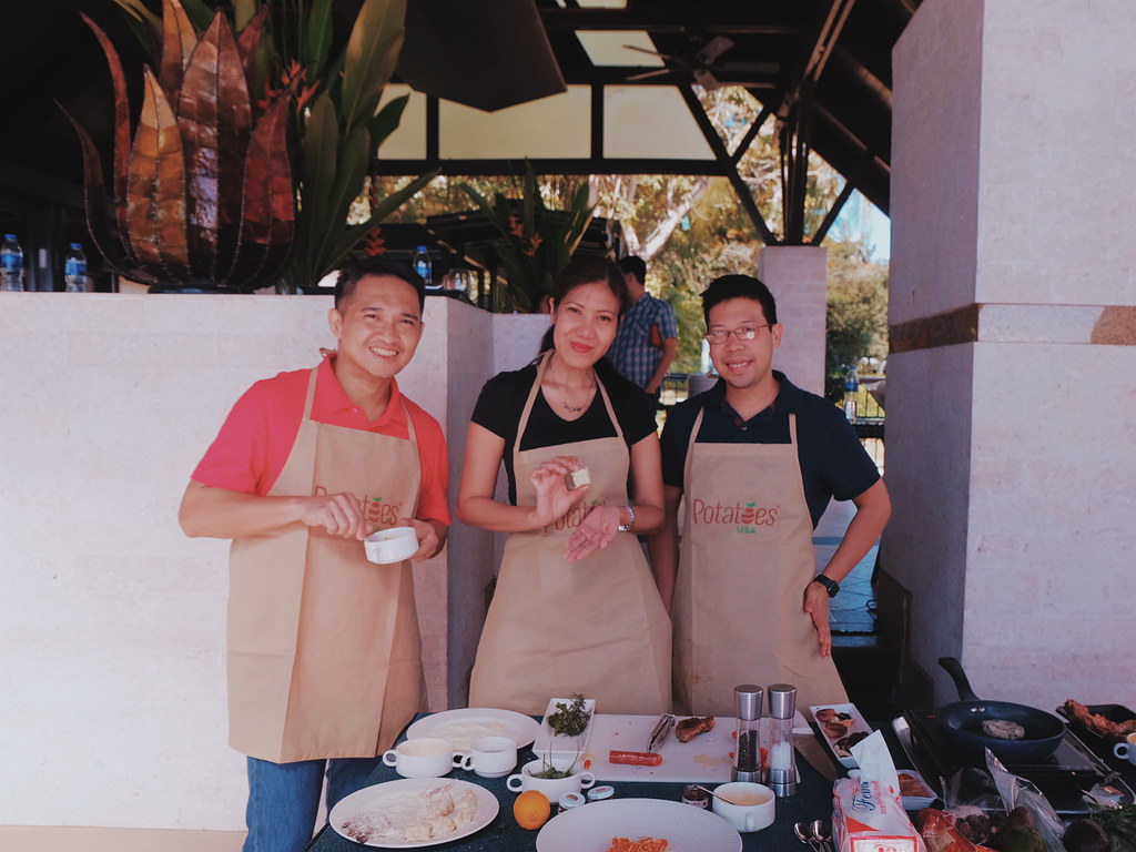 Cook-Off Challenge with US Potatoes in Cebu