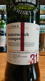 SMWS G14.5 - Butterscotch crumpets