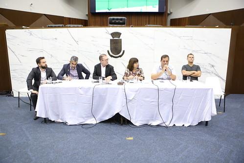 Audiência Pública para prestação de contas quadrimestral pela Prefeitura de Belo Horizonte - Reunião Extraordinária - Comissão de Orçamento e Finanças Públicas