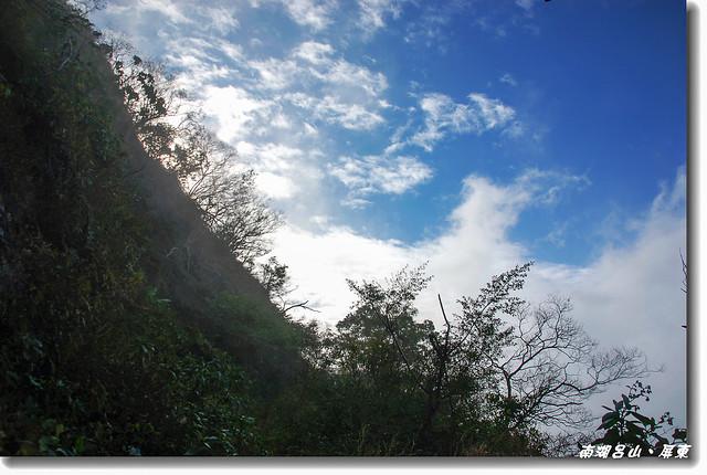 藍天白雲 1
