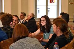 Campus für Demokratie vernetzt in Glarus 19. März 2019