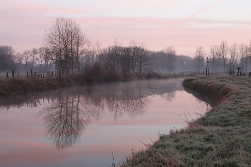 Along the river Dender, Grimminge, Flanders, Belgium (Explored)