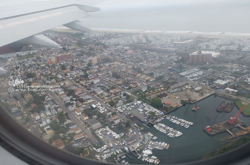 Arriving at JFK
