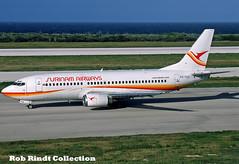 Surinam Airways B737-3Q8 PZ-TCQ