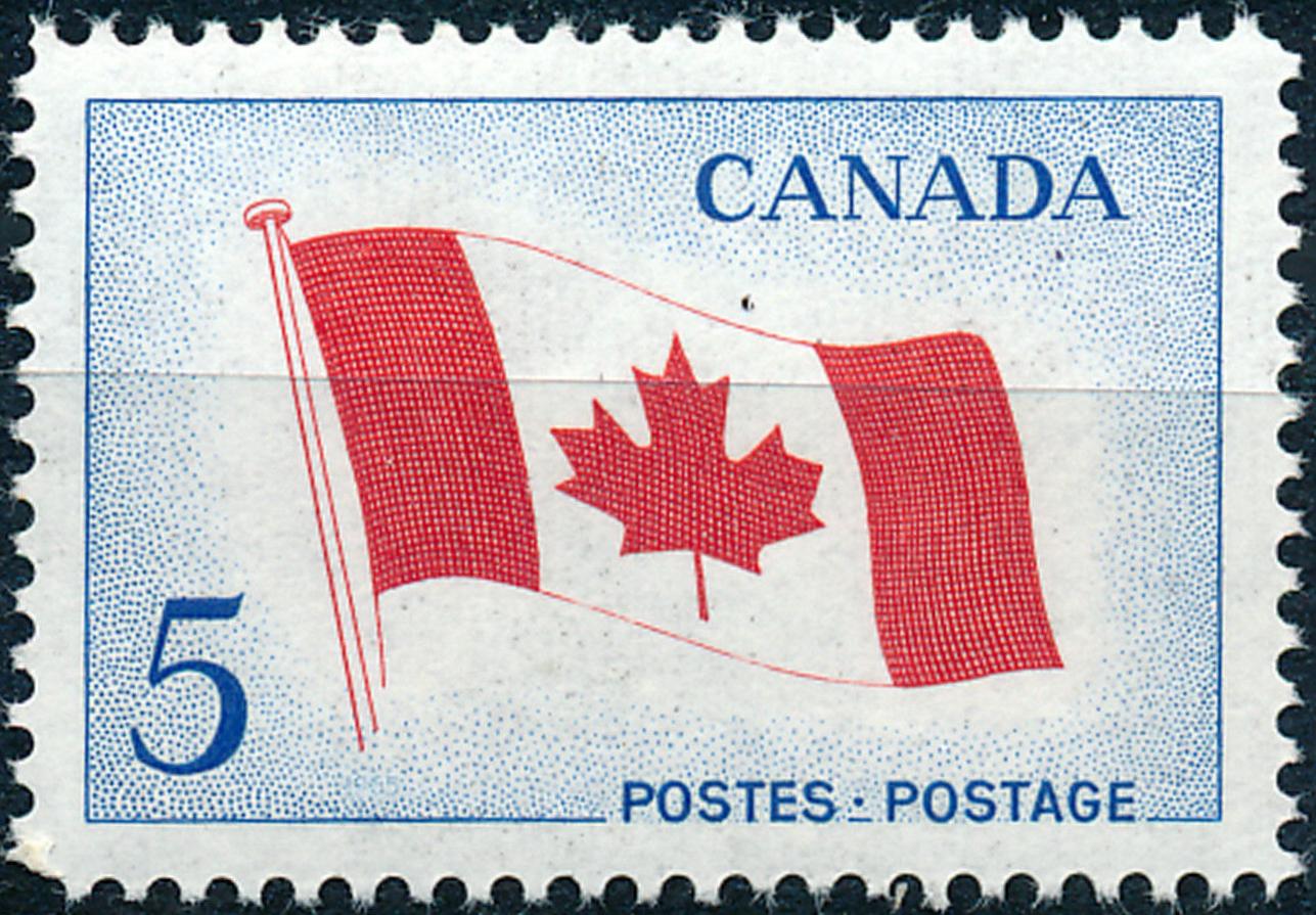 Canada - Scott #439 (1965)
