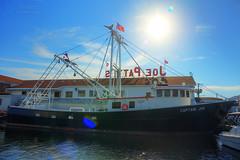 The Captain Joe Shrimp Boat - Joe Patti's Seafood Company - Pensacola, Florida