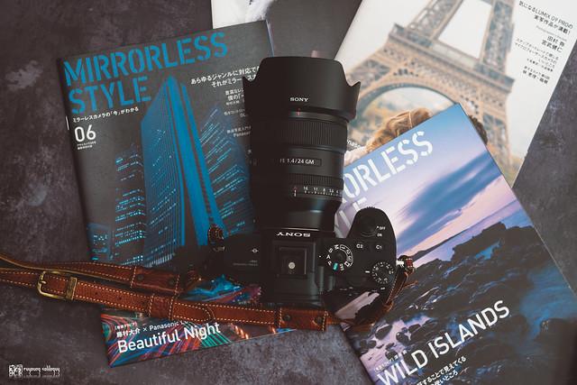 融化在情人的眼光裡:Sony FE 24mm F1.4 G Master | 64