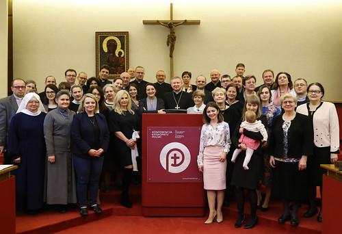 Spotkanie Krajowej Rady ds. Duszpasterstwa Kobiet - Warszawa, 15 III 2019 r.