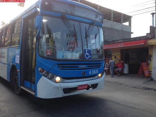 Caio Apache Vip III Mercedes-Benz OF-1721 BlueTec 5 Mobibrasil (6 3725) Ex Tupi Transporte (6 2198)