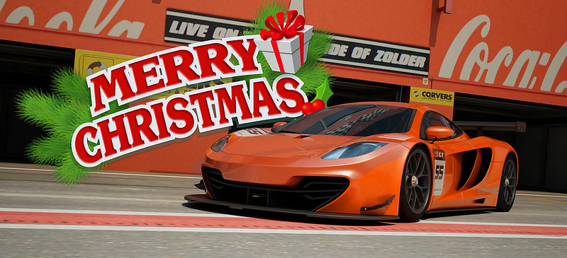 Merry Christmas from BsimRacing