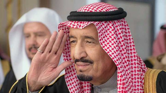 1609 Even I am not above Law –  says King Salman