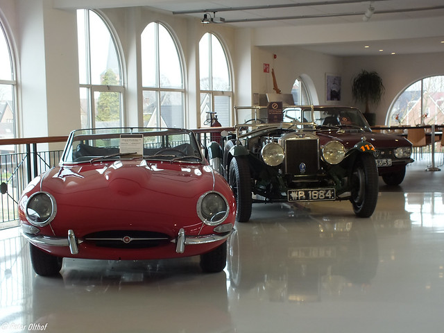 1962 Jaguar E-type series 1 cabriolet 3.8 , 1932 Invicta 4½ litre ½-Litre Low Chassis S-Type & 1972 Lancia Fulvia Coupe 1600 HF Lusso Series 2