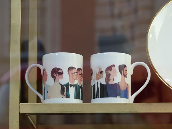 deux mugs