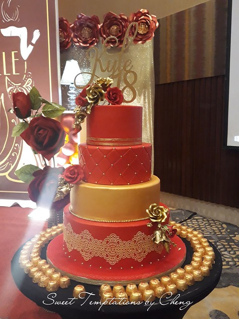 Cake from Cheng Angeles of Sweet Temptations by Cheng
