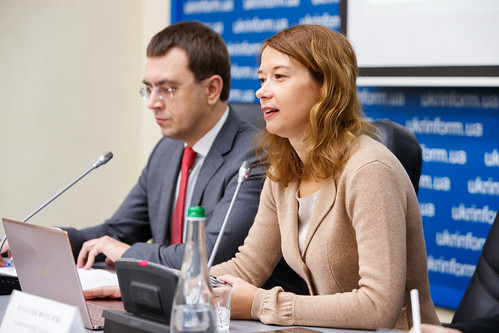 "Press briefing ""The monitoring of the transparency and integrity of road repairs"", December 26, Kyiv"