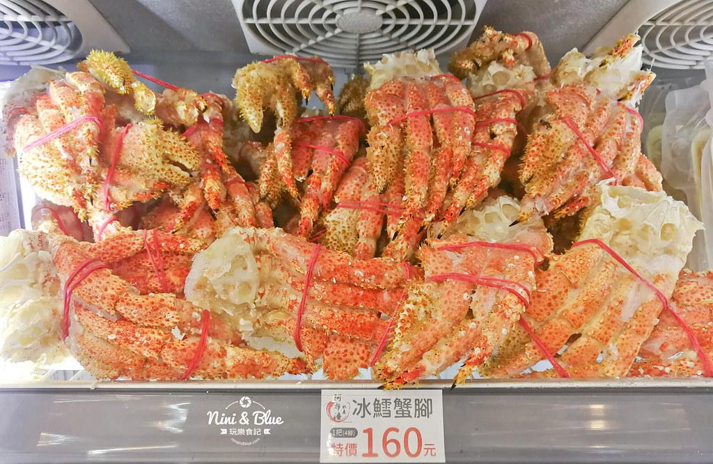 阿布潘水產 海鮮市場 台中海鮮 批發 龍蝦38