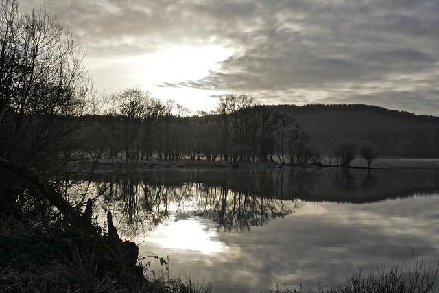 Loch Ard - early, Panasonic DMC-TZ100