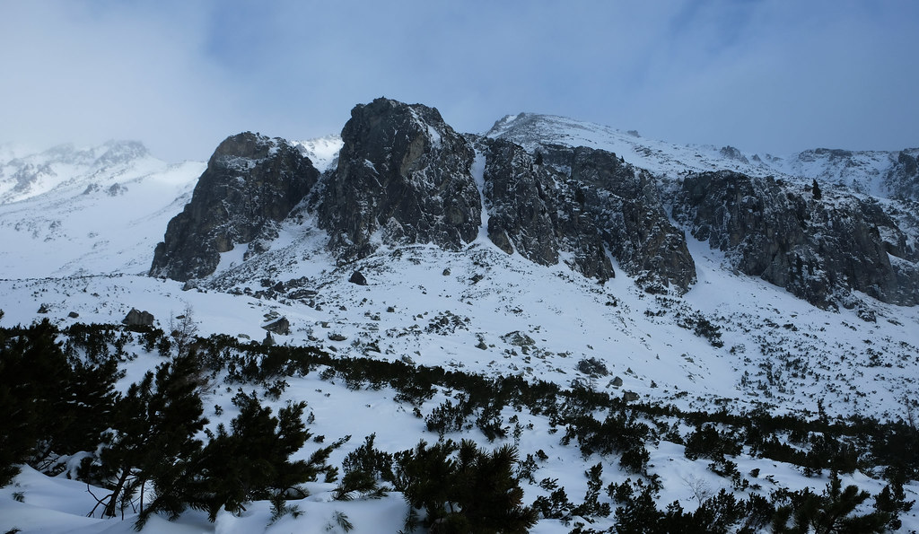 Mylnická Valley, High Tatras, Slovakia
