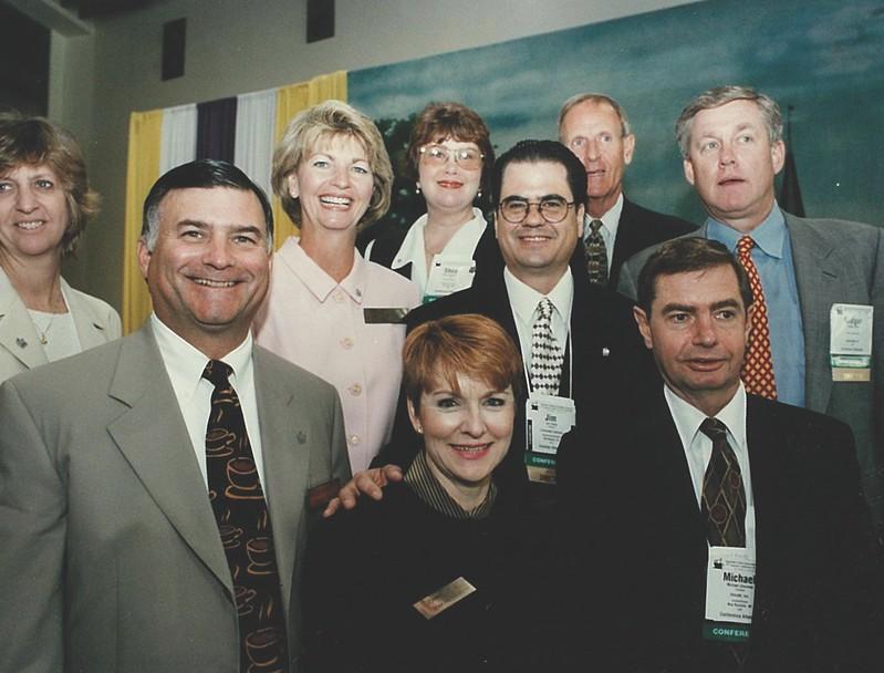 Những hội viên SCAA thời kỳ đầu