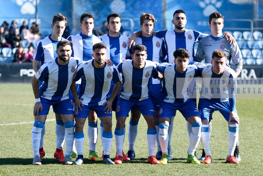 RCD Espanyol B - Hércules CF
