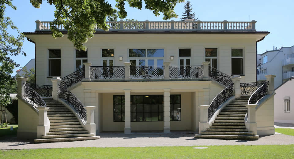 Onbekende bezienswaardigheden in Wenen: Klimt Villa | Mooistestedentrips.nl