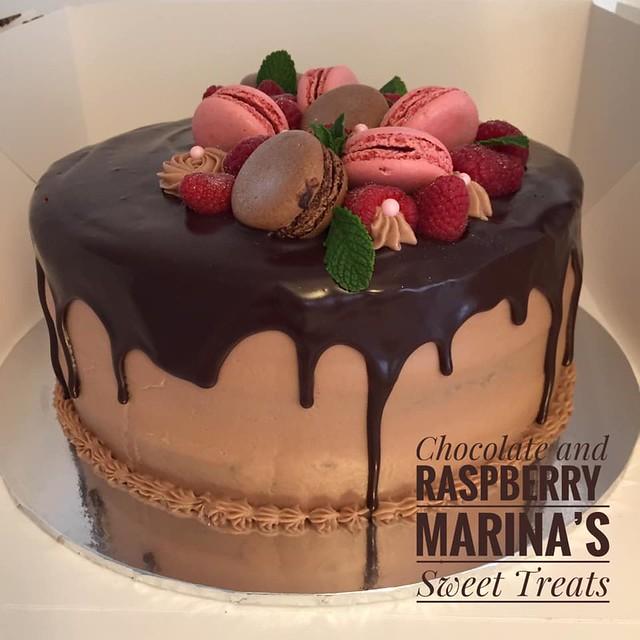 Cake by Marina's Sweet Treats
