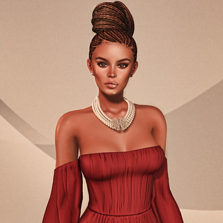LeLutka Piper Bento Mesh Head | by Strawberry Singh