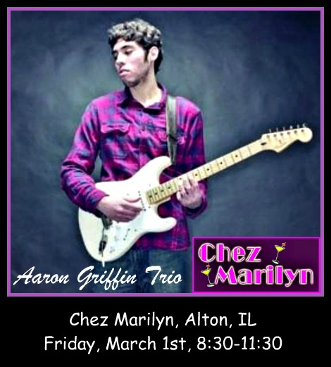 Aaron Griffin Trio 3-1-19
