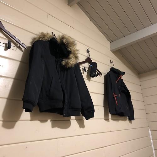 フォンテーヌの森キャンプ場 ウォークインキャビン内部