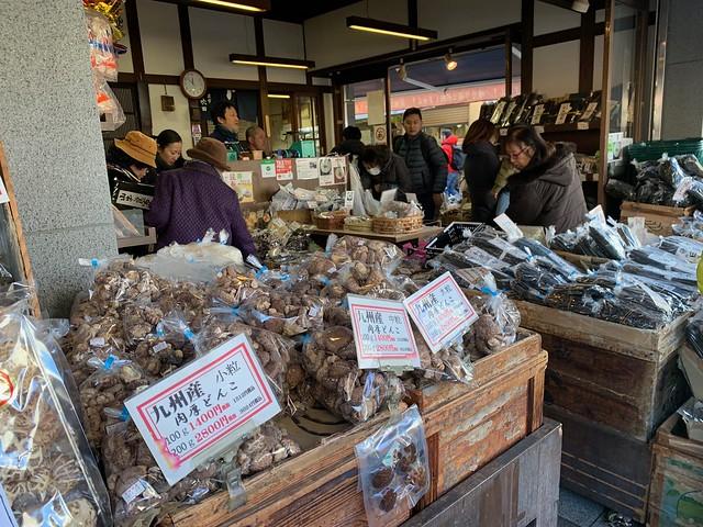 Tsukiji fish market 2018 100