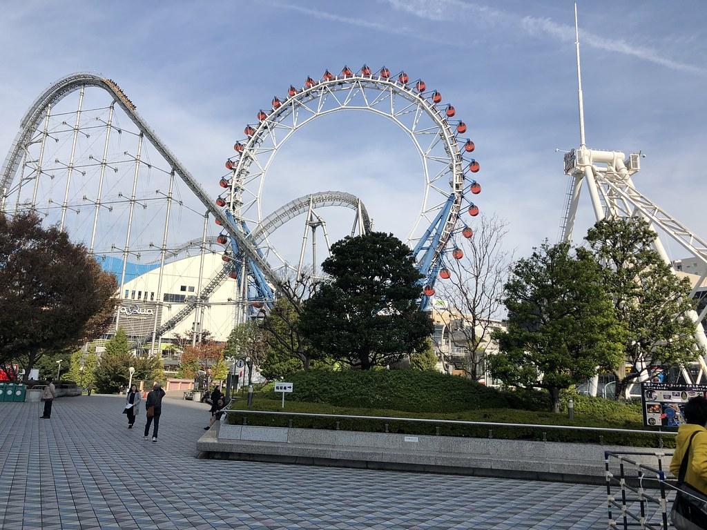 Tokyo Dome City