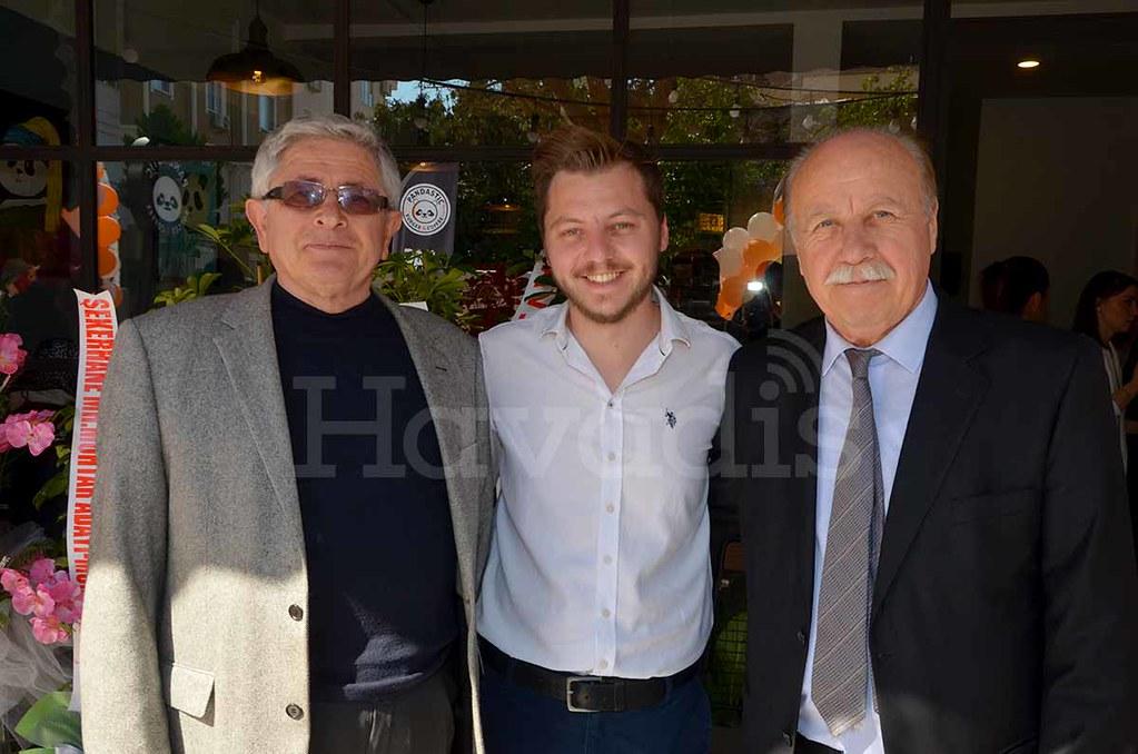 Mehmet Kan, Serdar Çağırıcı, Kerim Çağırıcı