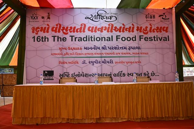 SATTVIK FOOD FEST 2018 DAY 1