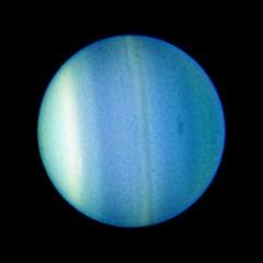Dark Spot on Uranus