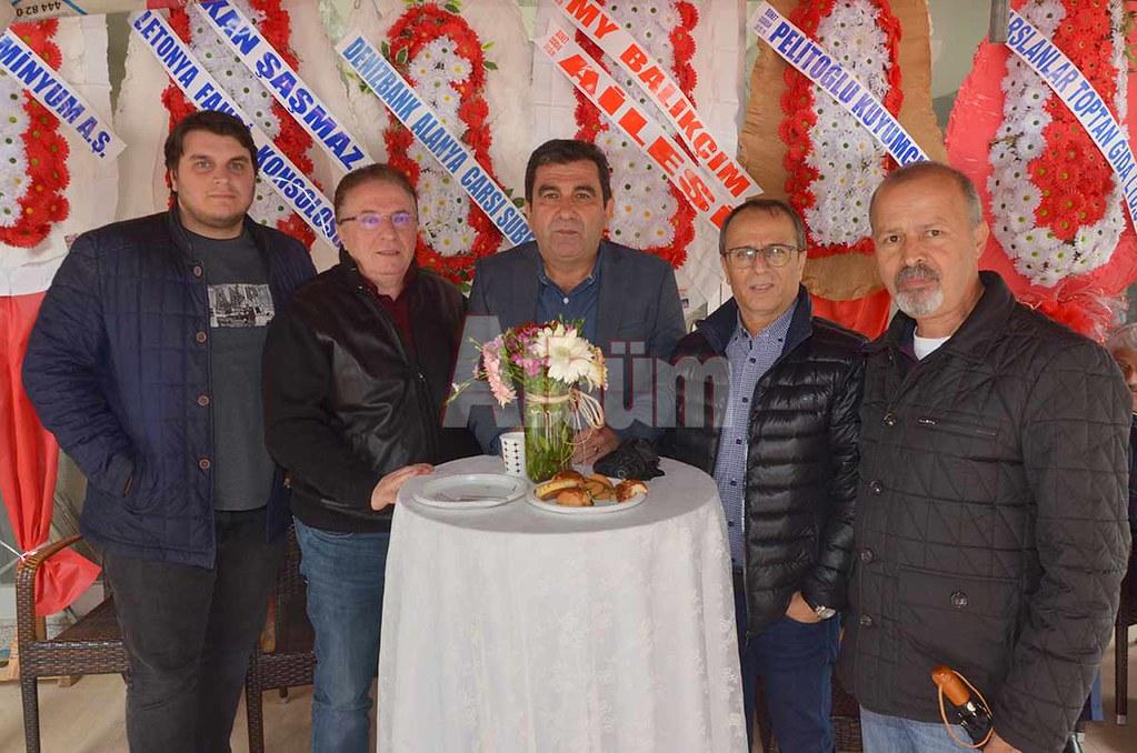 Okan Yıldırım, Ali Yıldırım, Sedat Vural, Metin Tatlı, Gürsel Faiz.