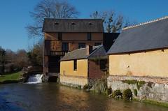 Moulin à eau de Roy-Boissy