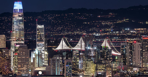 San Francisco by Night