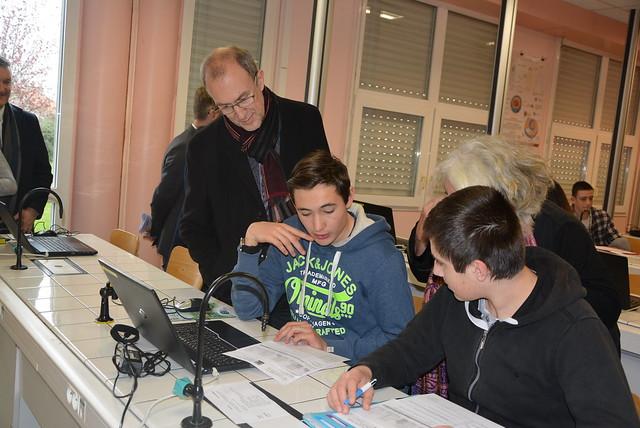 20190314_lycée Ernest Pérochon de Parthenay