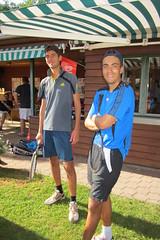 Tenniscamp Juli 2014