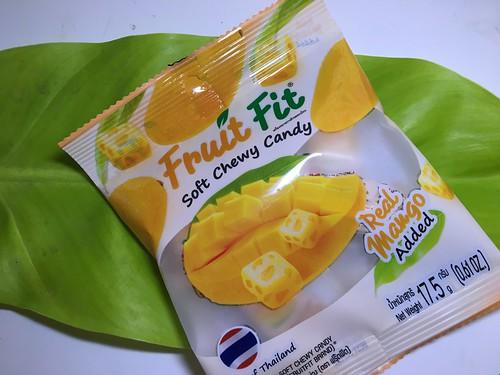 タイ土産 マンゴーソフトキャンディー