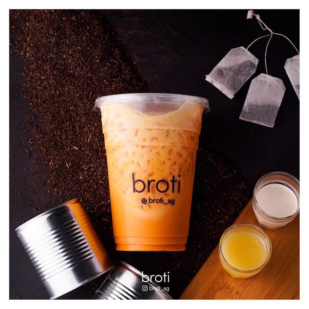 Eatbox新加坡2019 Broti