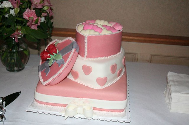 Cake by Sugar High Cakes