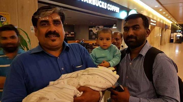 5023 An Indian Expat, in the state of coma, returns home after 2 years 05